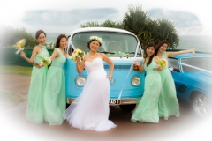 The girls- wedding photography