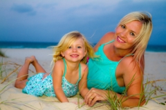 Best photo-mother and daughter-Gold Coast