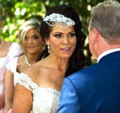 close up of bride-AFFORDABLE WEDDING PHOTOGRAPHY GOLD COAST