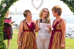 Gay weddings Gold Coast