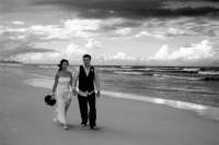 Affordable Wedding Photos-Fingal Beach-10