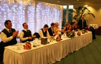 The bridal table-Gold Coast wedding