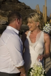 Kelly and Jason\'s first meet on their wedding day