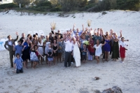 Group shot-everyone who attended on Burleigh Beach