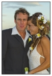 AFFORDABLE WEDDING PHOTOGRAPHY GOLD COAST-photo of couple at Miami Beach. Gold Coast