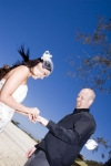 exchanging rings, AFFORDABLE WEDDING PHOTOGRAPHY GOLD COAST