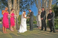 The ceremony-very colourful