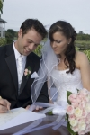 signing the register, AFFORDABLE WEDDING PHOTOGRAPHY GOLD COAST