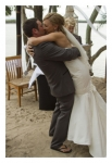 The kiss-AFFORDABLE WEDDING PHOTOGRAPHY GOLD COAST