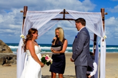 vows in the ceremony-AFFORDABLE WEDDING PHOTOGRAPHY GOLD COAST