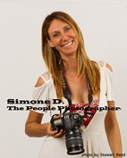 People Photography-photograph of Simone D. (Davis)