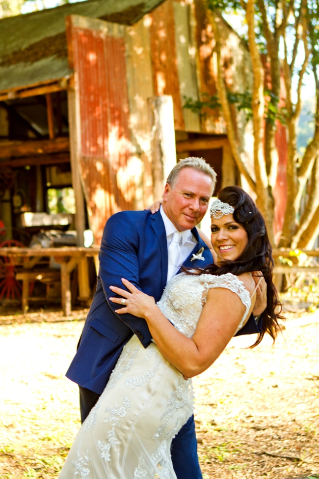 Boomerang Farm wedding, Mudgeraba, Gold Coast