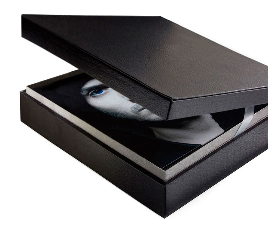 photo book box. Simone D Photography Gold Coast